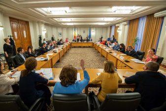 Ministrul Rovana Plumb, în Parlament: Am crescut bugetul MFE cu 6,5 miliarde lei, pentru a sprijini mai mult implementarea proiectelor europene