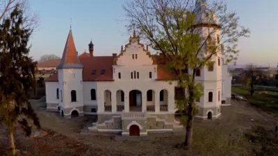 Românii apelează la fonduri europene pentru restaurarea castelelor
