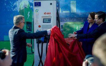 """""""Autostrada electrică"""", lansată ieri de două mari companii din energie"""