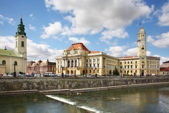 Primăria Oradea investeşte 36 mil. lei în construcţia unei parcări subterane cu 460 de locuri