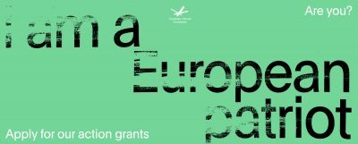 We are looking for your ideas, projects, and experiments that breathe new life into European democracy