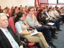 Peste 120 de antreprenori de pe ambele maluri ale Prutului au participat la prima ediție a Forumului Tinerilor Antreprenori din România și Republica Moldova