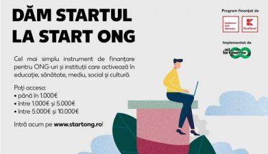 Kaufland Romania sustine ONG-urile mici, cu o finantare totala de 500.000 de euro