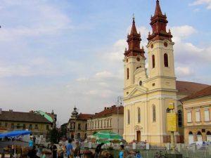 Orașul cu cea mai modernă infrastructură datorita fondurilor europene