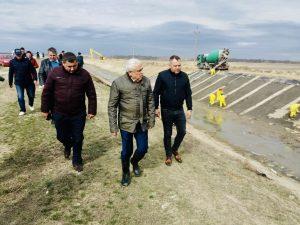 MADR: Reabilitarea infrastructurii principale de irigații din județul Dolj
