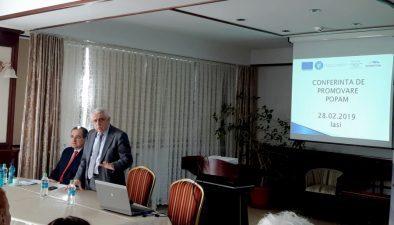 MADR: Continuă seria de acțiuni de informare organizate de AM-POPAM