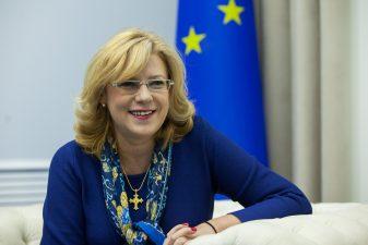 Comisarul european Corina Crețu a transmis o scrisoare privind spitalele regionale premierului român Viorica Dăncilă
