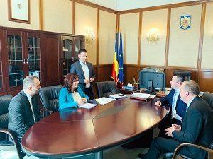 CNI: A fost semnat contractul pentru bazinul de inot din Gheorghieni