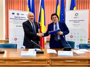 """Dotări pe bani europeni pentru Unitatea de Primiri Urgențe a Spitalului de Copii """"Louis Țurcanu"""" Timișoara"""