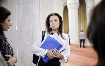 Oana Florea, propusă de PSD la Fondurile Europene