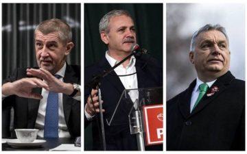Cum se evaporă fondurile UE în Europa de Est: Cazurile Babis, Dragnea și Orban – presa austriacă