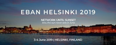 EBAN Helsinki 2019 – Finnish Business Angels Network