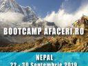 Antreprenori și manageri români merg în Nepal în 2019
