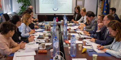 România, printre primele State Membre care au demarat negocierile tehnice cu Comisia Europeană privind viitoarele priorități de investiții din bani europeni