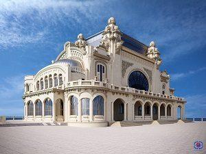 Cazinoul din Constanta va fi consolidat si restaurat
