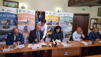 Trei noi contracte de  finanțare semnate in cadrul Programului Operațional Regional 2014-2020