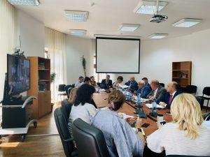 Prioritățile MADR discutate cu Direcțiile Agricole Județene și cu structurile APIA din teritoriu