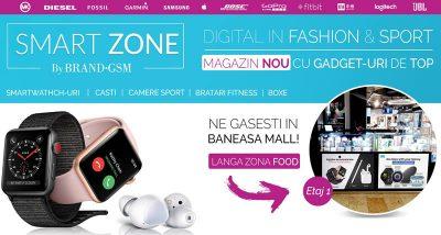 Huse de protectie si smartwatch-uri de top in magazinele BrandGSM