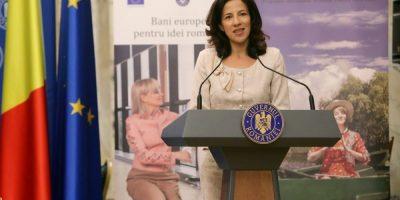 Ministrul Roxana Mînzatu: Am prelungit perioada de depunere a proiectelor pentru finanțarea stagiilor de practică pentru elevi și studenți