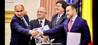 Contribuţie de 0,5 euro pe cap de locuitor la Arad, pentru funcţionarea Alianţei Vestului