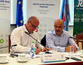 A fost semnat proiectul de 20 milioane euro, cu fonduri UE, pentru reintroducerea tramvaiului la Reşiţa
