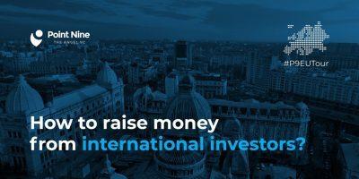 How to raise money from international investors?