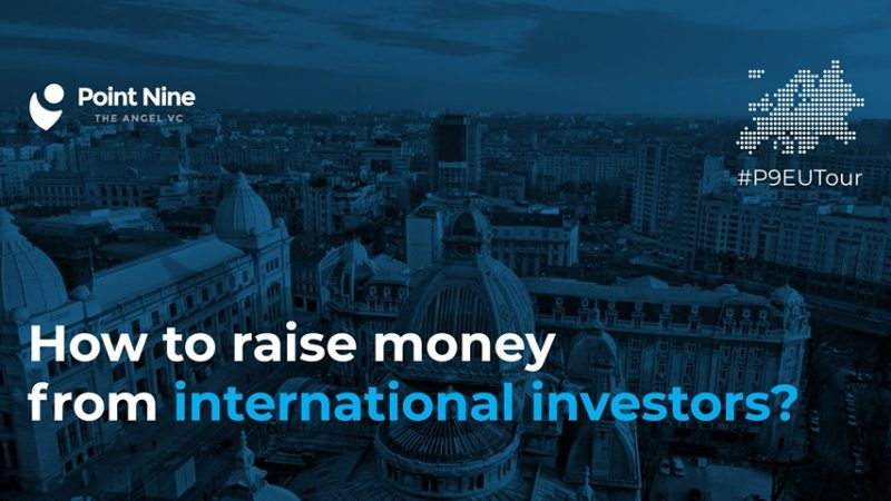 How to raise money from international investors?