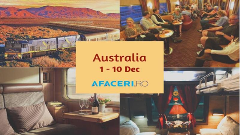 Bootcamp Afaceri.ro Trans Australia 2019
