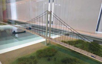 Finațarea podului suspendat peste Dunăre în zona Brăila a fost aprobată de Comisia Europeană