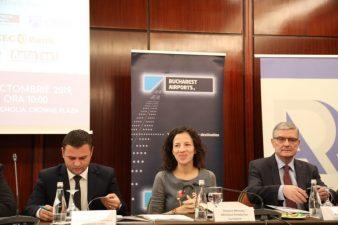 Roxana Mînzatu: România a depășit valoarea alocată pentru transporturi, în actuala perioadă de programare