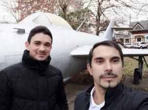 "Bogdan Rosu: programul ""Erasmus pentru Tineri Antreprenori"" m-a ajutat sa acumulez informatii si sa invat lucruri noi, sa descopar locuri si sa cunosc oameni"