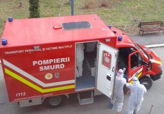 Inspectoratul General pentru Situații de Urgență va primi 682 de milioane de euro pentru combaterea răspândirii COVID-19
