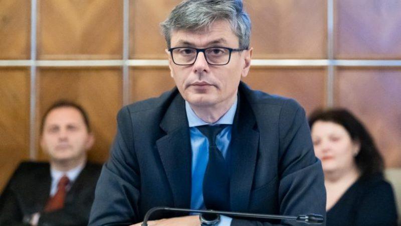 Modificarea ajutoarelor de stat de 1 miliard euro, adoptată de Parlament. Planurile ministrului Virgil Popescu
