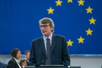 Sassoli to EU governments: Find new shared ways to finance our recovery