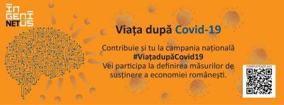 Cercetare la nivel național cu privire la impactul COVID-19 în România.