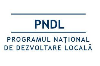 Programul Național de Dezvoltare Locală (PNDL): Peste 95 de milioane de lei virate UAT-urilor