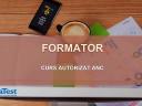 Formator (Autorizat ANC): 25-29 Mai [ONLINE]