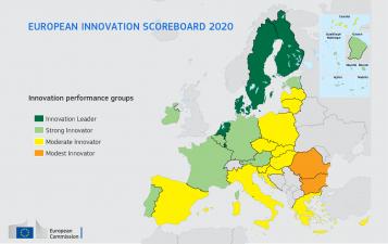 România şi Bulgaria se clasează pe ultimele locuri în ce priveşte inovarea