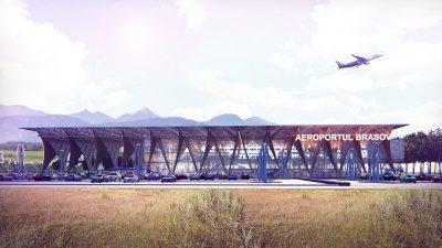 25 milioane lei pentru Aeroportul Internațional Brașov