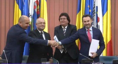 Falcă susține că Alianța Vestului, care strânge marii primari din Transilvania, a impus descentralizarea fondurilor europene