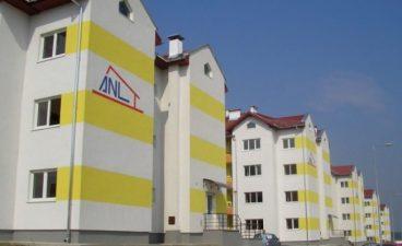 ANL a recepţionat 24 de locuinţe de serviciu în municipiul Bistrița