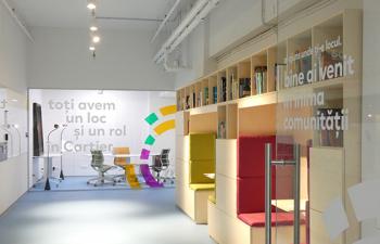 Cartier hub Drumul Taberelor creativitate prin comunitate de la nodmakerspace
