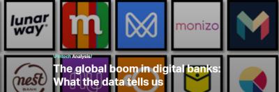 Băncile digitale prind avânt