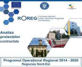 Analiza proiectelor contractate de catre autoritati publice locale in cadrul POR 2014-2020