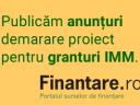 Situația privind înscrierilor şi plăților pentru Granturi pentru investiții la data de 22 ianuarie 2021