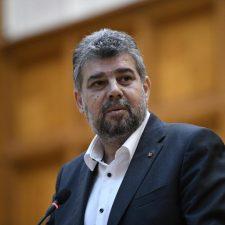 Marcel Ciolacu anunţă că PSD va depune moţiune împotriva ministrului Claudiu Năsui