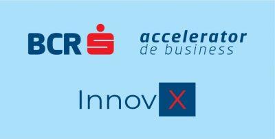 InnovX-BCR – programul de accelerare a afacerilor din tehnologie