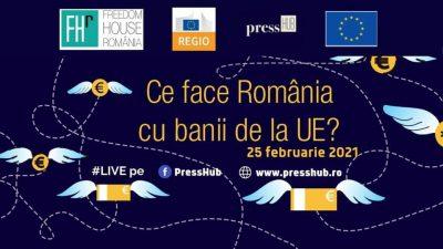 """Conferința """"Fonduri Europene – Vulnerabilități și Oportunități în 2021"""""""
