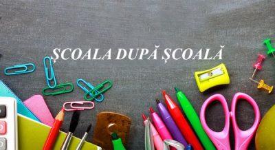 """POCU lansează în consultare publică ghidul """"Program național pilot de tip """"Şcoala după şcoală"""""""