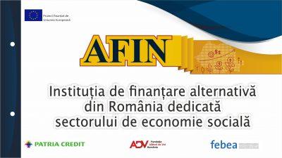Comisia Europeană sprijină înființarea primului IFN dedicat în exclusivitate întreprinderilor sociale
